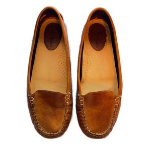 Cole Haan | Alesandra Driver Leather Loafers